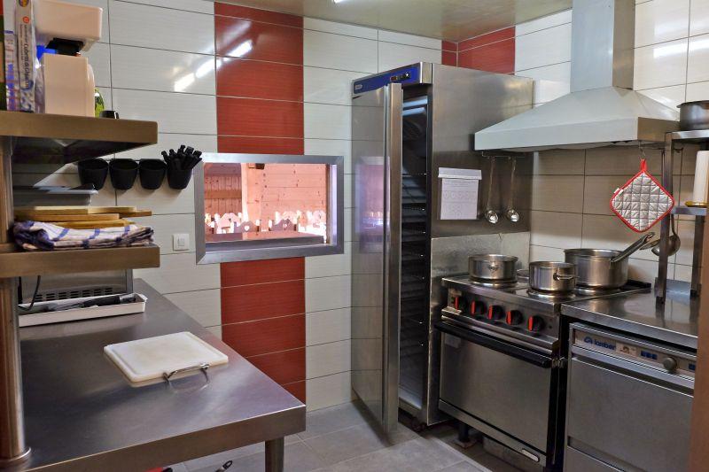 Cuisine indépendante Location Chalet 93861 Les 2 Alpes