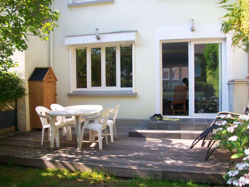 Jardin Location Gite 95721 Wimereux