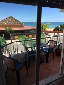 Vue du balcon Location Appartement 96534 Praia da Rocha