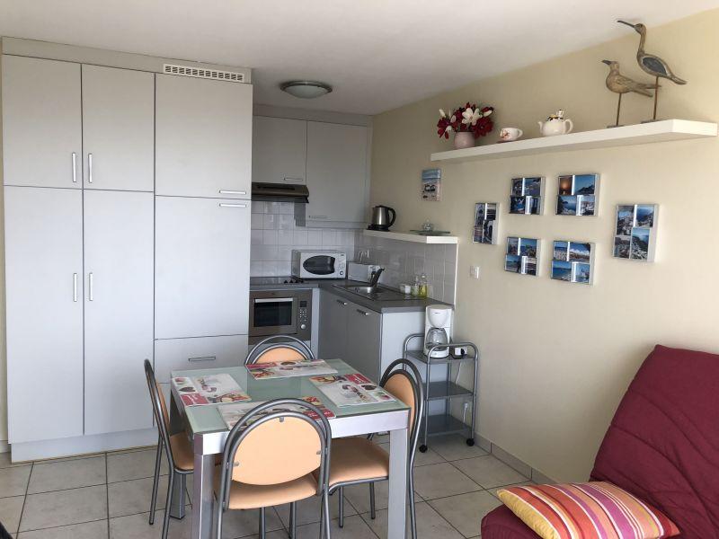 Salle à manger Location Appartement 96569 Wimereux