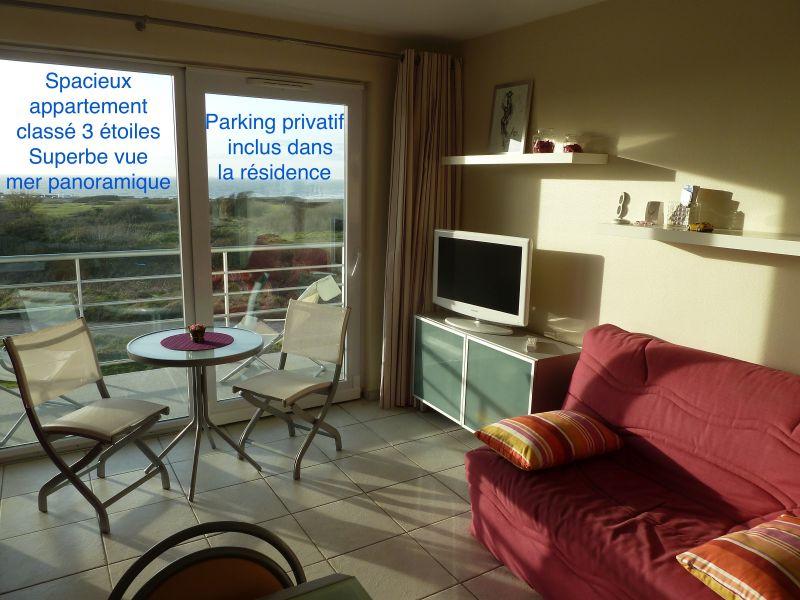 Vue depuis la location Location Appartement 96569 Wimereux