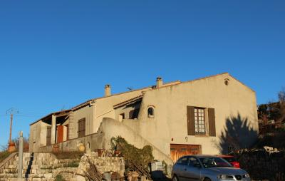 Vue ext�rieure de la location Location Villa 97112
