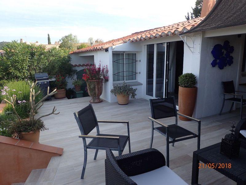Terrasse Location Maison 100590 La Londe les Maures