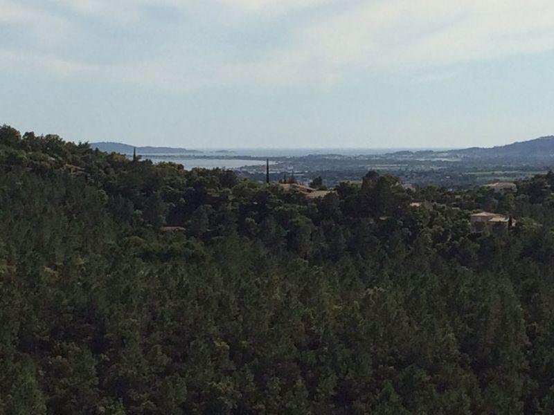 Vue de la terrasse Location Maison 100590 La Londe les Maures