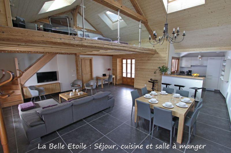 Salle à manger Location Gite 101226 Annecy