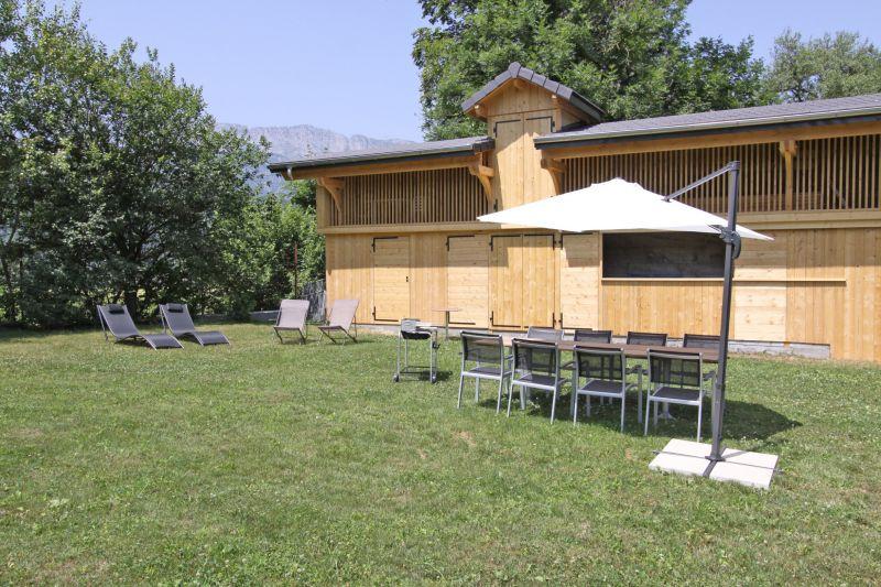 Jardin Location Gite 101226 Annecy