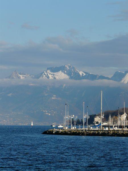 Vue à proximité Location Appartement 102399 Evian les Bains