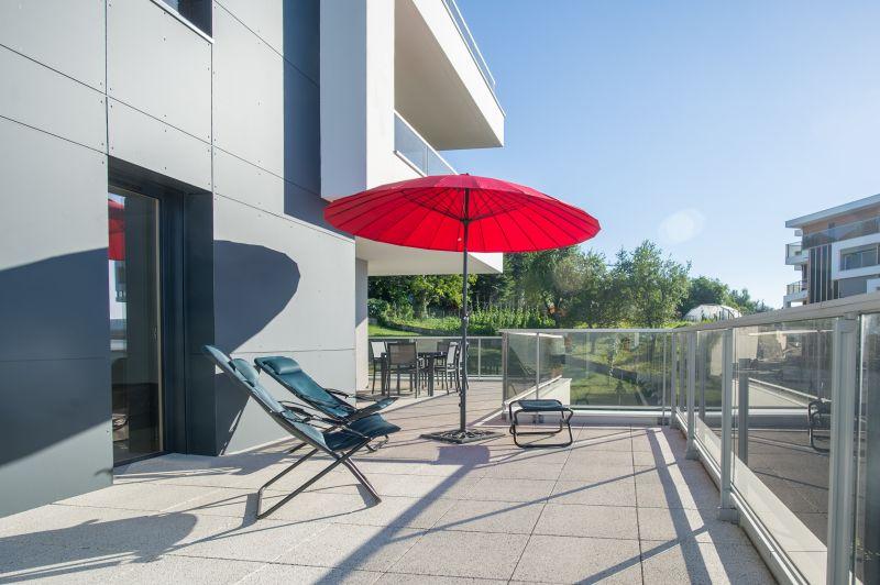 Terrasse Location Appartement 102399 Evian les Bains