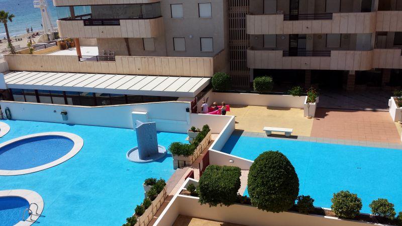 Piscine Location Appartement 103401 Calpe