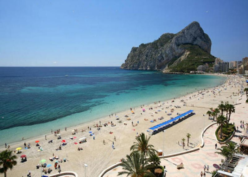 Plage Location Appartement 103401 Calpe