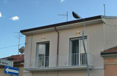 Vue ext�rieure de la location Location Appartement 105133 Lido di Camaiore