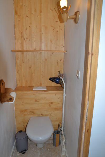 WC séparé Location Appartement 105180 Les 2 Alpes