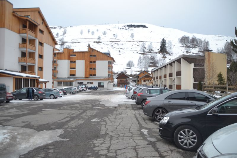 Parking Location Appartement 105180 Les 2 Alpes