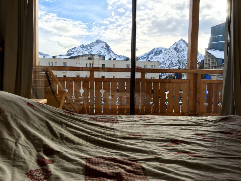 Vue depuis la location Location Appartement 105180 Les 2 Alpes
