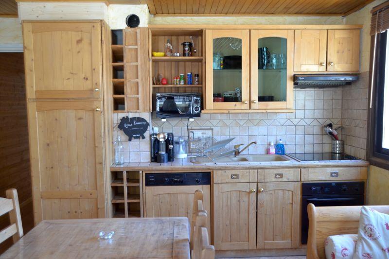 Coin cuisine Location Appartement 105180 Les 2 Alpes