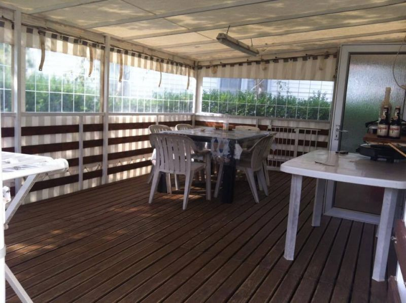 Terrasse Location Mobil-home 107471 Agde