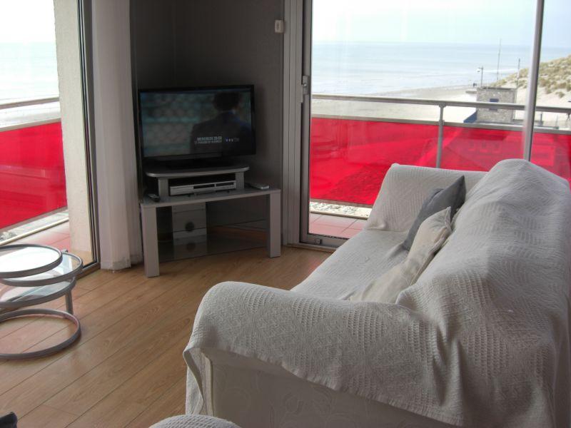 Séjour Location Appartement 107941 Le Touquet
