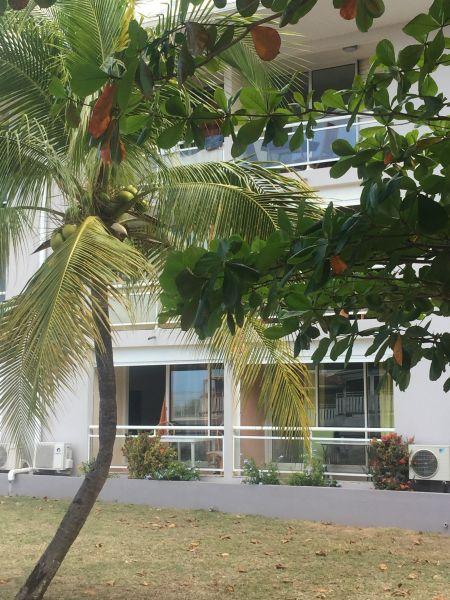 Vue extérieure de la location Location Studio 108428 Marigot