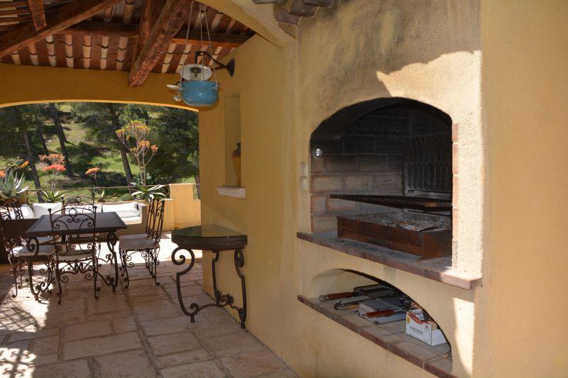 Cuisine d'été Location Villa 110191 Carry le Rouet