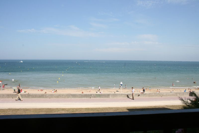 Balcon 1 Location Appartement 111139 Cabourg