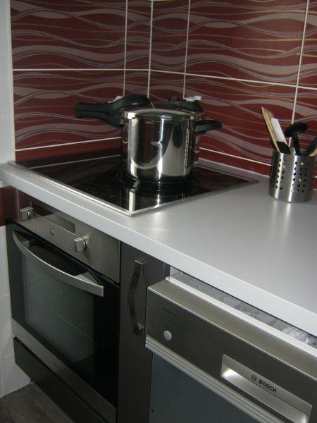 Cuisine américaine Location Appartement 111139 Cabourg