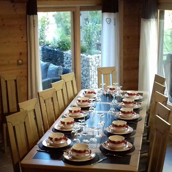 Salle à manger Location Chalet 112052 Morzine