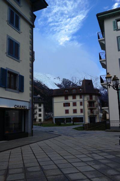 Vue extérieure de la location Location Appartement 112088 Chamonix Mont-Blanc