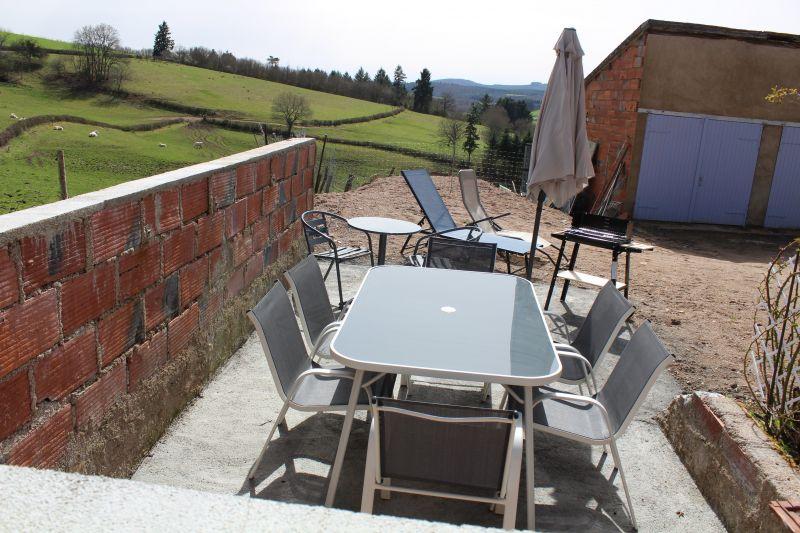 Terrasse Location Gite 112322 Autun