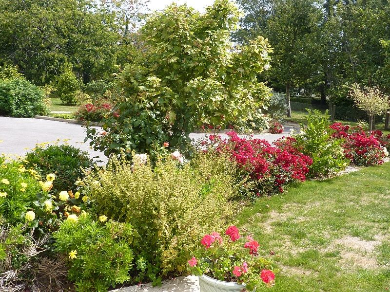 Jardin Location Maison 112652 Fouesnant