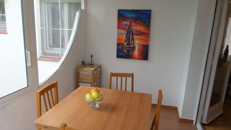Veranda Location Appartement 112753 Empuriabrava