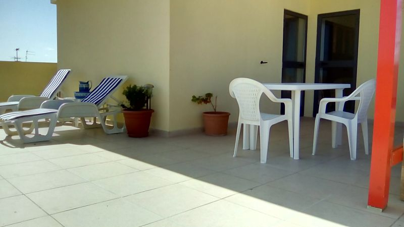 Terrasse Location Studio 112786