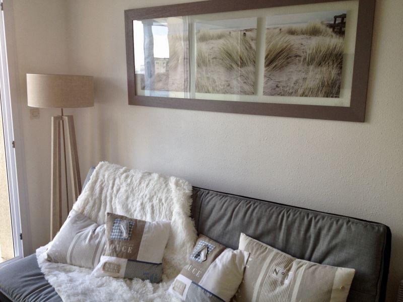Salon Location Appartement 112814 Le Touquet