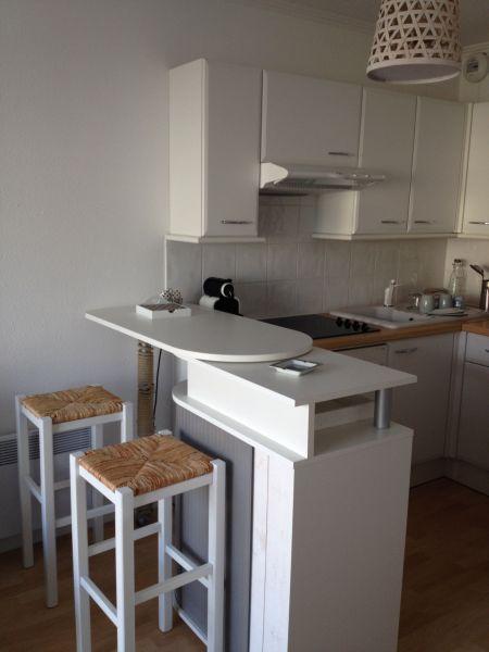 Cuisine américaine Location Appartement 112814 Le Touquet