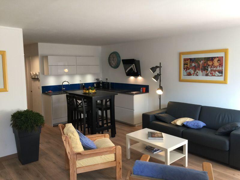 Cuisine américaine Location Appartement 112838 Biarritz