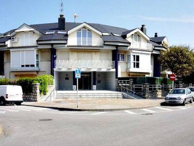 Vue extérieure de la location Location Appartement 113688 Santander