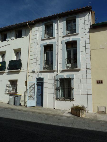 Vue extérieure de la location Location Maison 114357 Argeles sur Mer