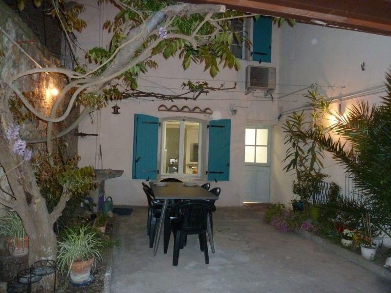 Cour Location Maison 114357 Argeles sur Mer