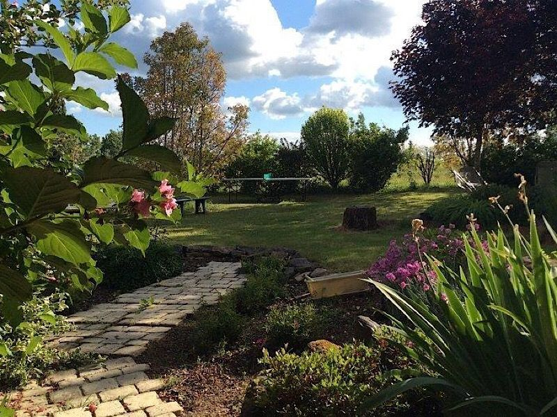 Jardin Location Chambre d'hôte 116605 Les Eyzies de Tayac