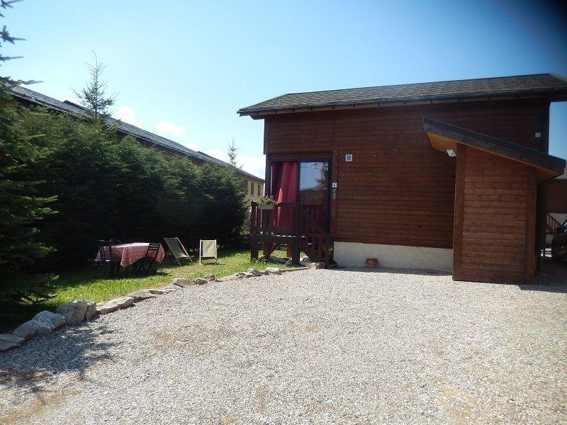 Jardin Location Chalet 116624 Bolquère Pyrenées 2000