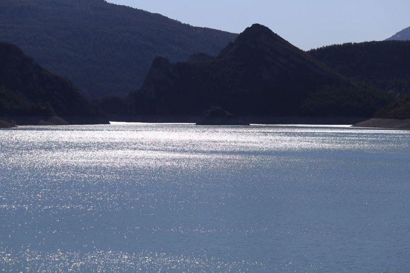 Vue depuis la location Location Gite 116875 Castellane