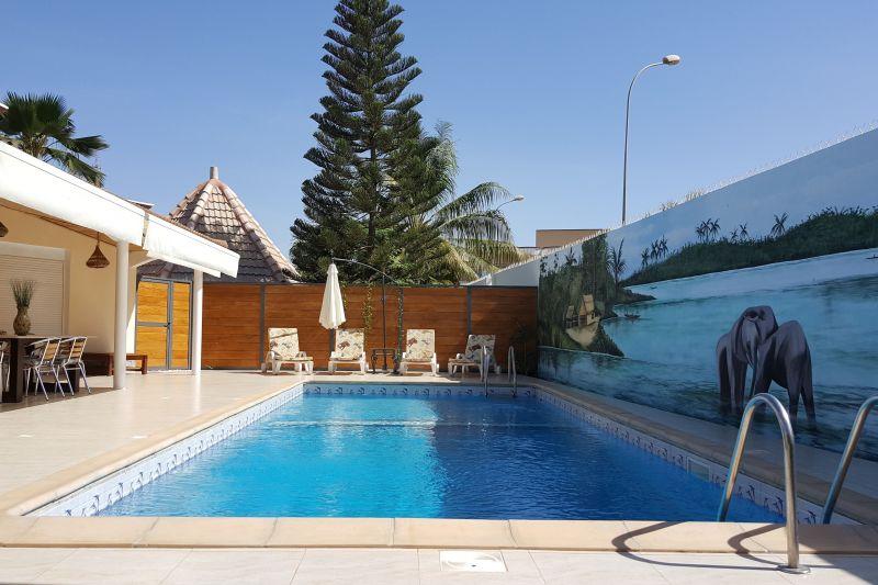 Piscine Location Villa 117014 Saly