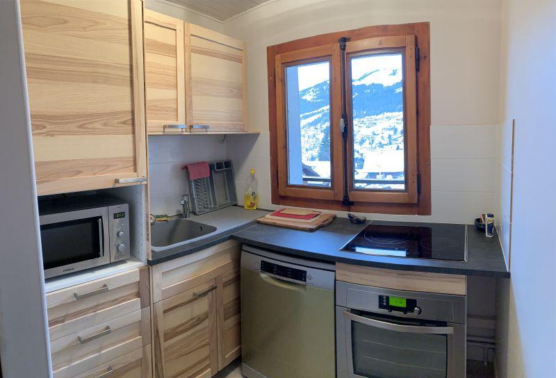 Cuisine indépendante Location Appartement 117683 Châtel