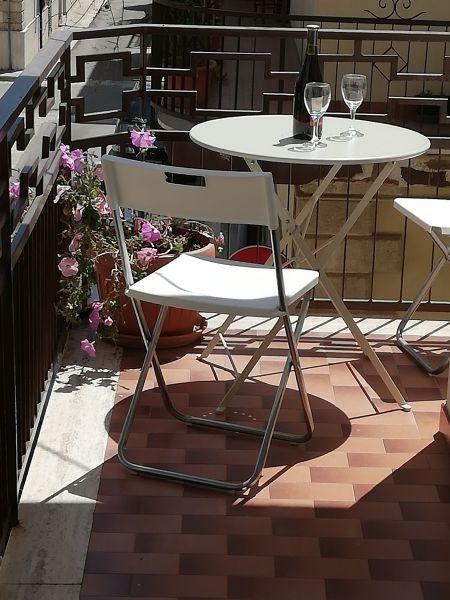Balcon Location Appartement 119258 Polignano a Mare