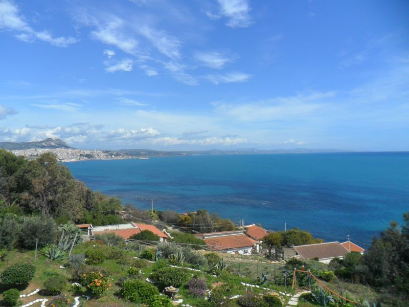 Vue de la terrasse Location Appartement 64338 Sciacca