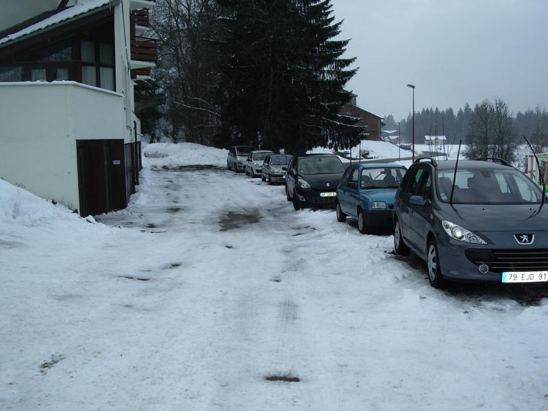 Parking Location Studio 65801 Morillon Grand Massif