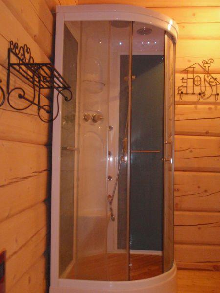 salle de bain 2 Location Chalet 65858 La joue du Loup