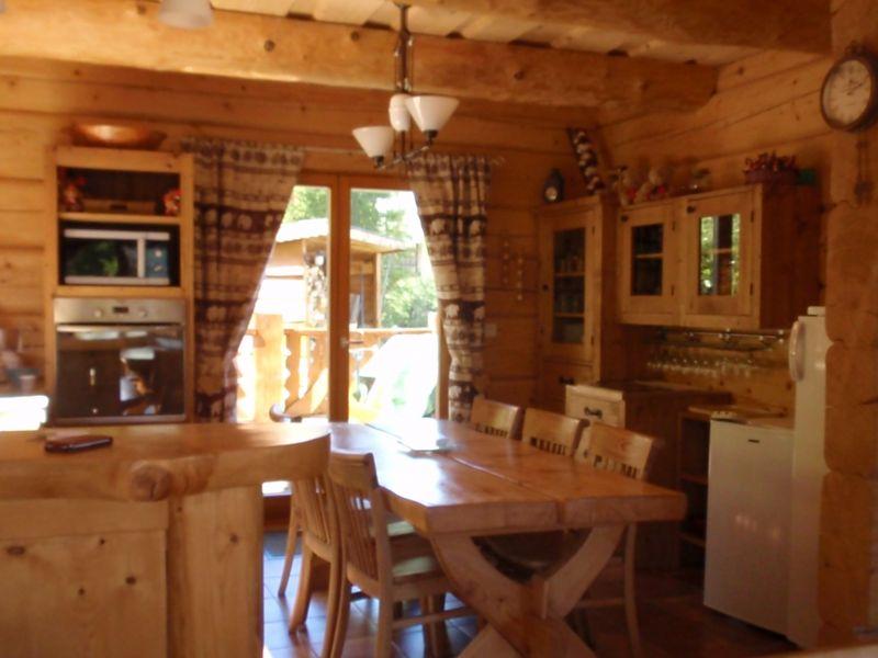 Cuisine américaine Location Chalet 65858 La joue du Loup