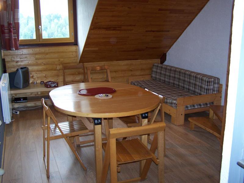 Salle à manger Location Appartement 65959 Alpe du Grand Serre