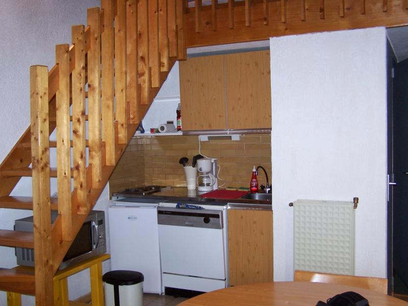 Coin cuisine Location Appartement 65959 Alpe du Grand Serre