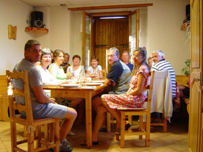 Salle à manger Location Chalet 66793 Serre Chevalier
